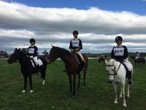 One of our LMPC teams at Yeringberg Horse Trials this year (2016).